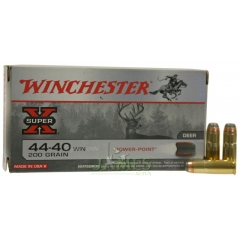 Munition Winchester 44-40