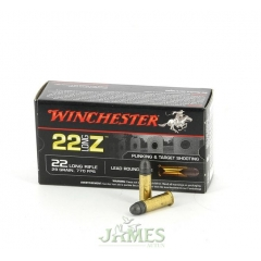 Munition Winchester 22 lr Long-Z