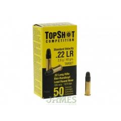 Munition TOPSHOT 22 lr Competition Target