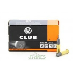 Munition RWS Club 22lr