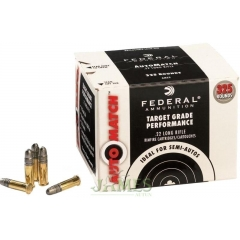 Munition 22lr FEDERAL Auto Match