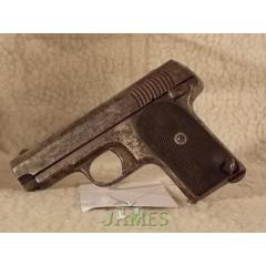 Pistolet UNION 1915 7,65mm