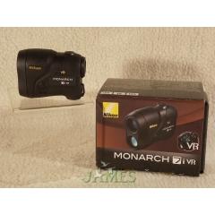Télémetre Laser Nikon Monarch 7 iVR