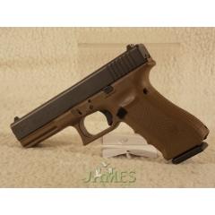 Pistolet GLOCK 17 Gen4 9x19 Bicolore