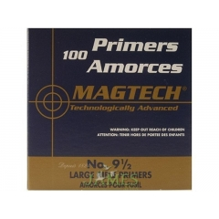 Amorces MAGTECH Large Rifle 9 1/2