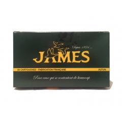 Cartouches GPA James