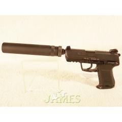 Pistolet HK 45 Compact + Silencieux B&T