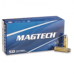 Munition 44-40 Magtech 200Gr