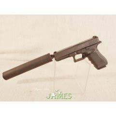 Pistolet GLOCK 17 Gen4 9x19 Fileté