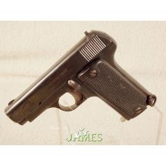 Pistolet RUBIS ORBEA EIBAR 7,65mm