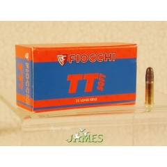 Munition 22lr FIOCCHI TT SOFT