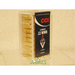 Munition 22 Magnum CCI V-MAX