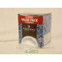 Munition 22lr FEDERAL Value Pack CHAMPION