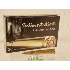 Munition .303 British Sellier&Bellot