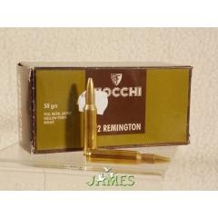 Balle FIOCCHI fmjhp cal 222 remington