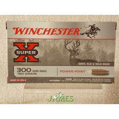 Munition WINCHESTER .300 Win Magnum PowerPoint