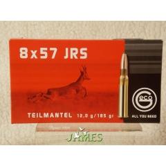 Munition GECO Teilmantel 8x57 JRS