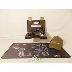 Pistolet CZ P10F 9x19